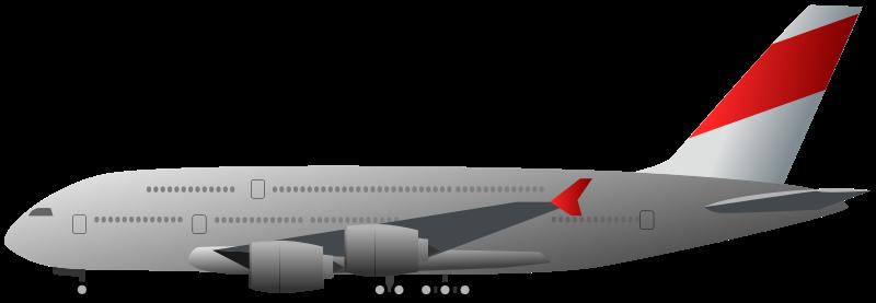 Airbus clipart #10