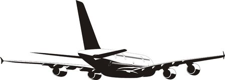A380 Stock Illustrations.