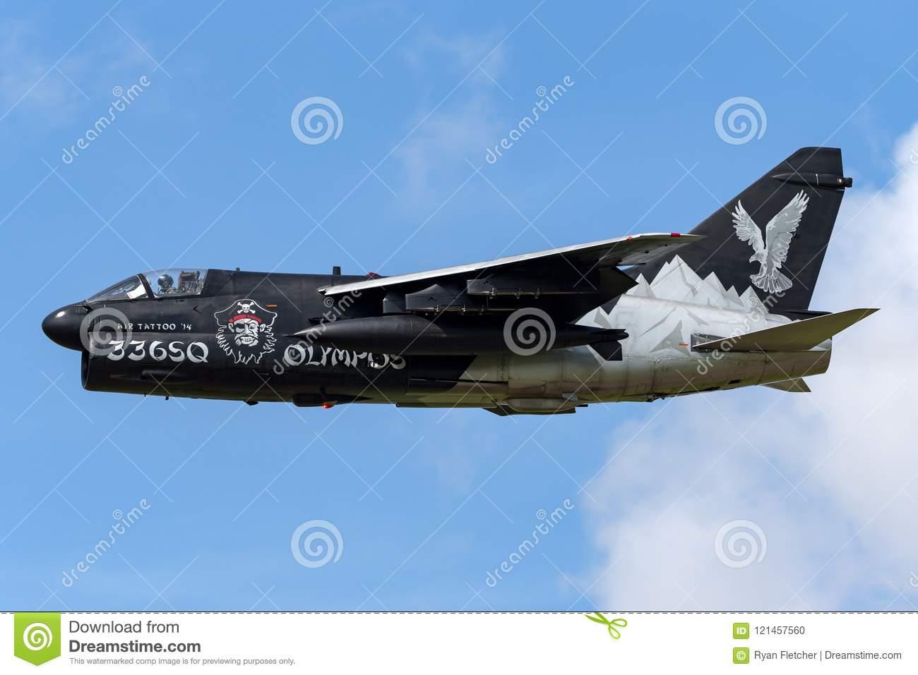 Greek Air Force Hellenic Air Force LTV A.