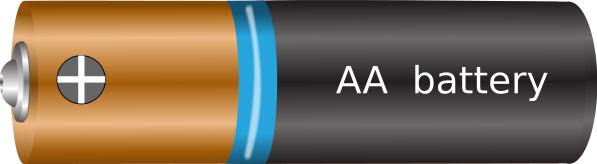 AA battery Aa Battery Clipart.