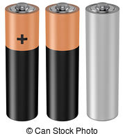 Aa battery Illustrations and Clipart. 1,128 Aa battery royalty free.