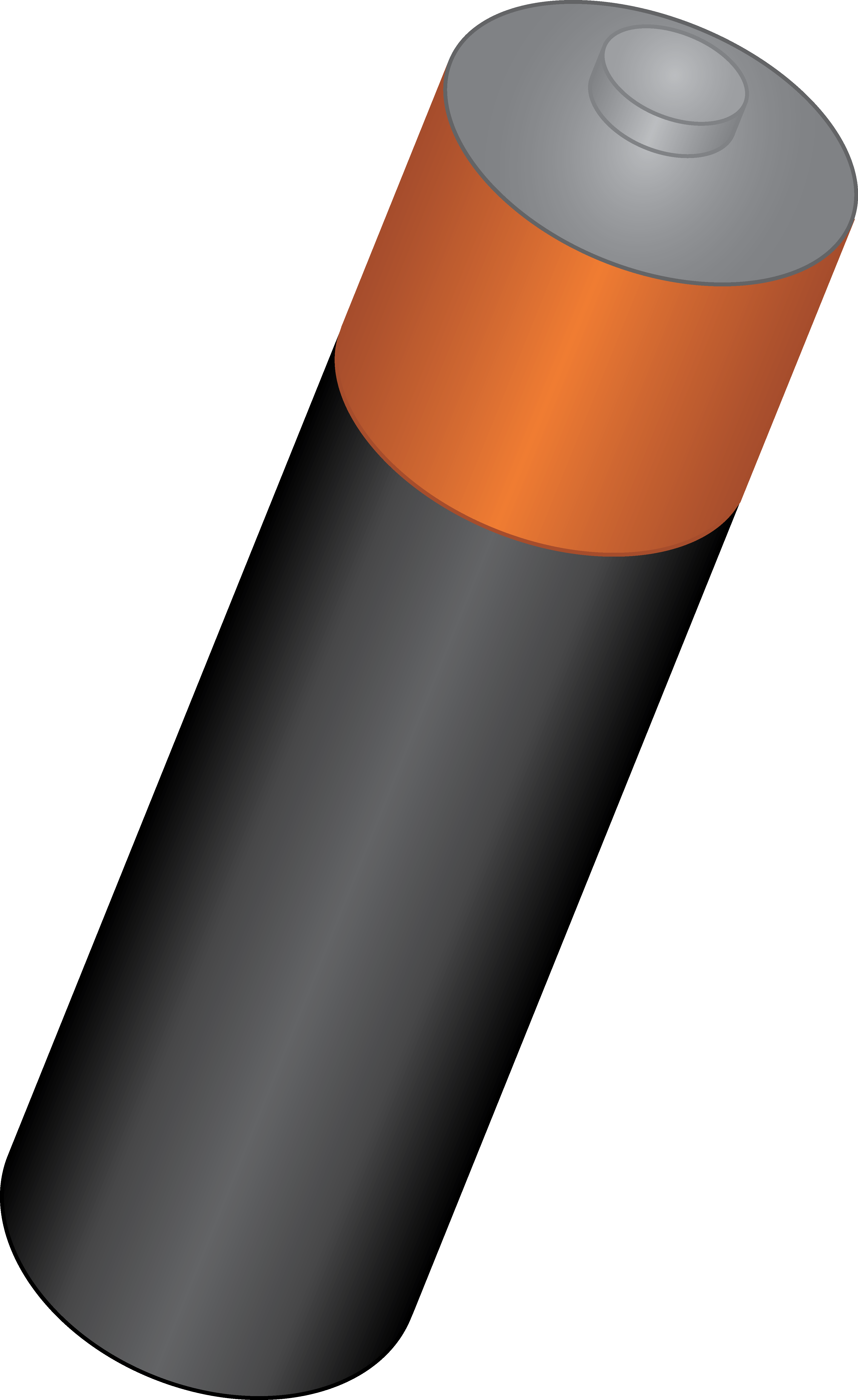 Battery clipart aa battery, Battery aa battery Transparent.