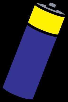 Clipart Battery.