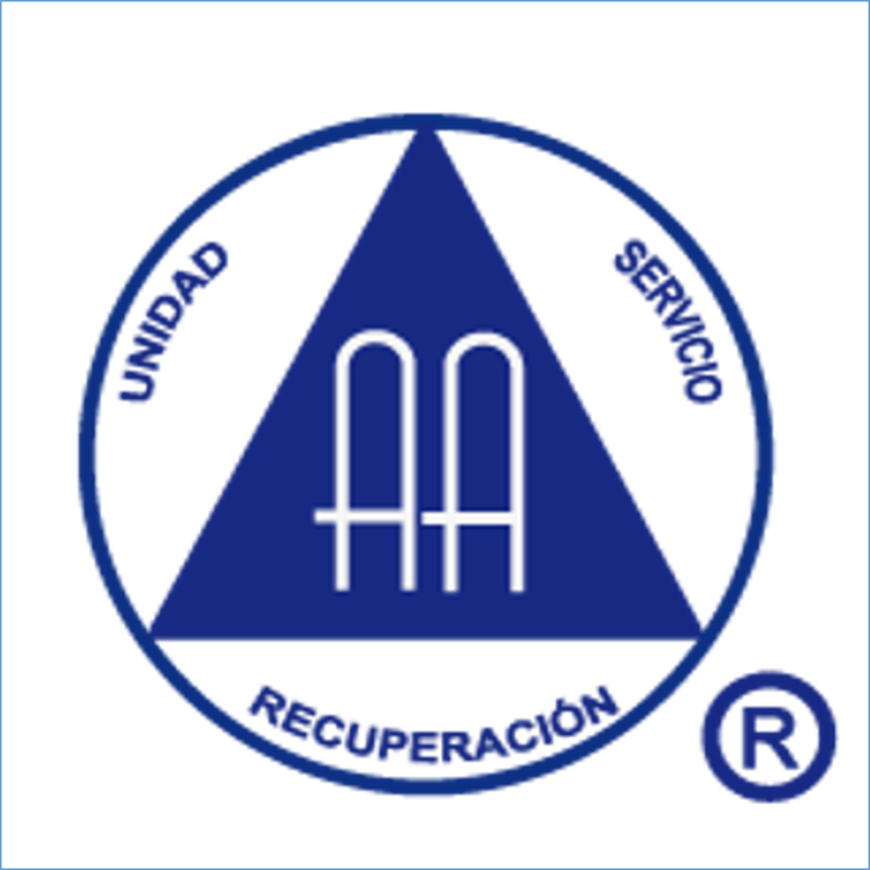 Download Free png Logo Alcoholicos Anonimos AA.