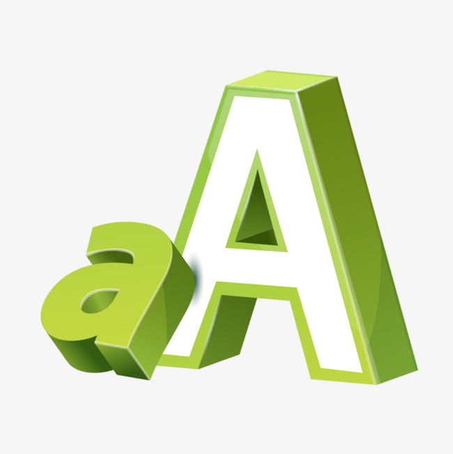 Free Png Letter Aa & Free Letter Aa.png Transparent Images #20018.