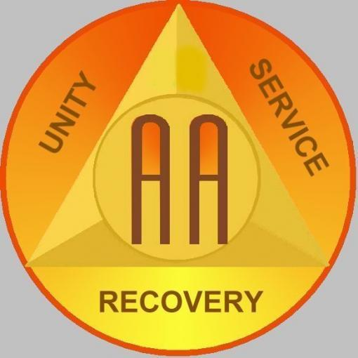 AA Symbol Alcoholics Anonymous Clipart.