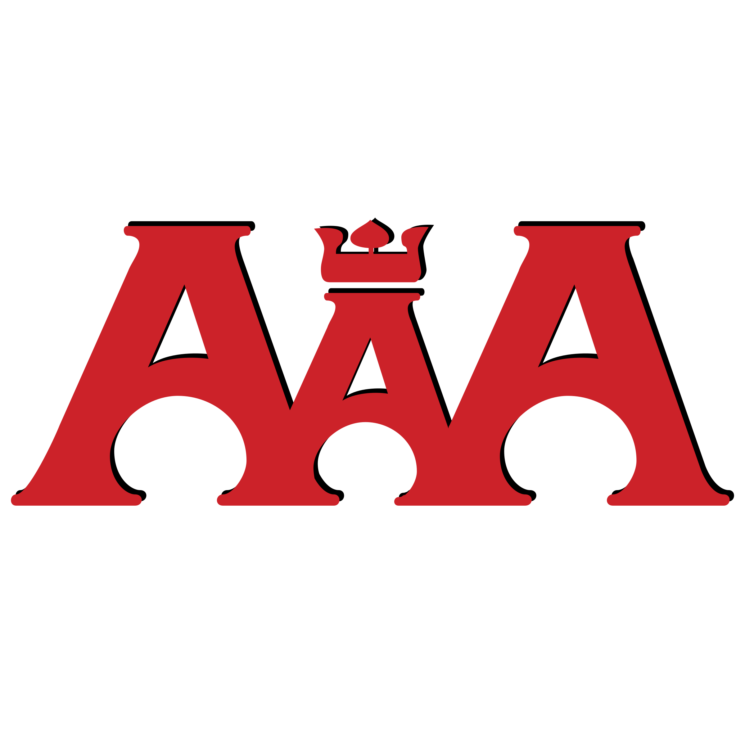AAA Logo PNG Transparent & SVG Vector.