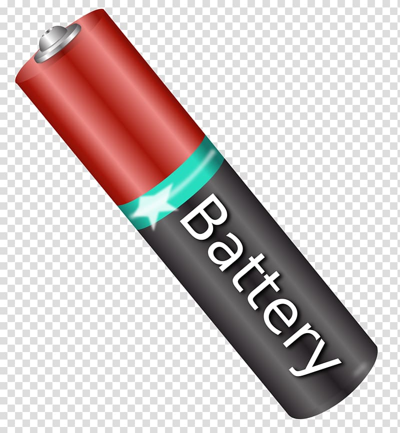 AAA battery Battery charger , Battery transparent background PNG.