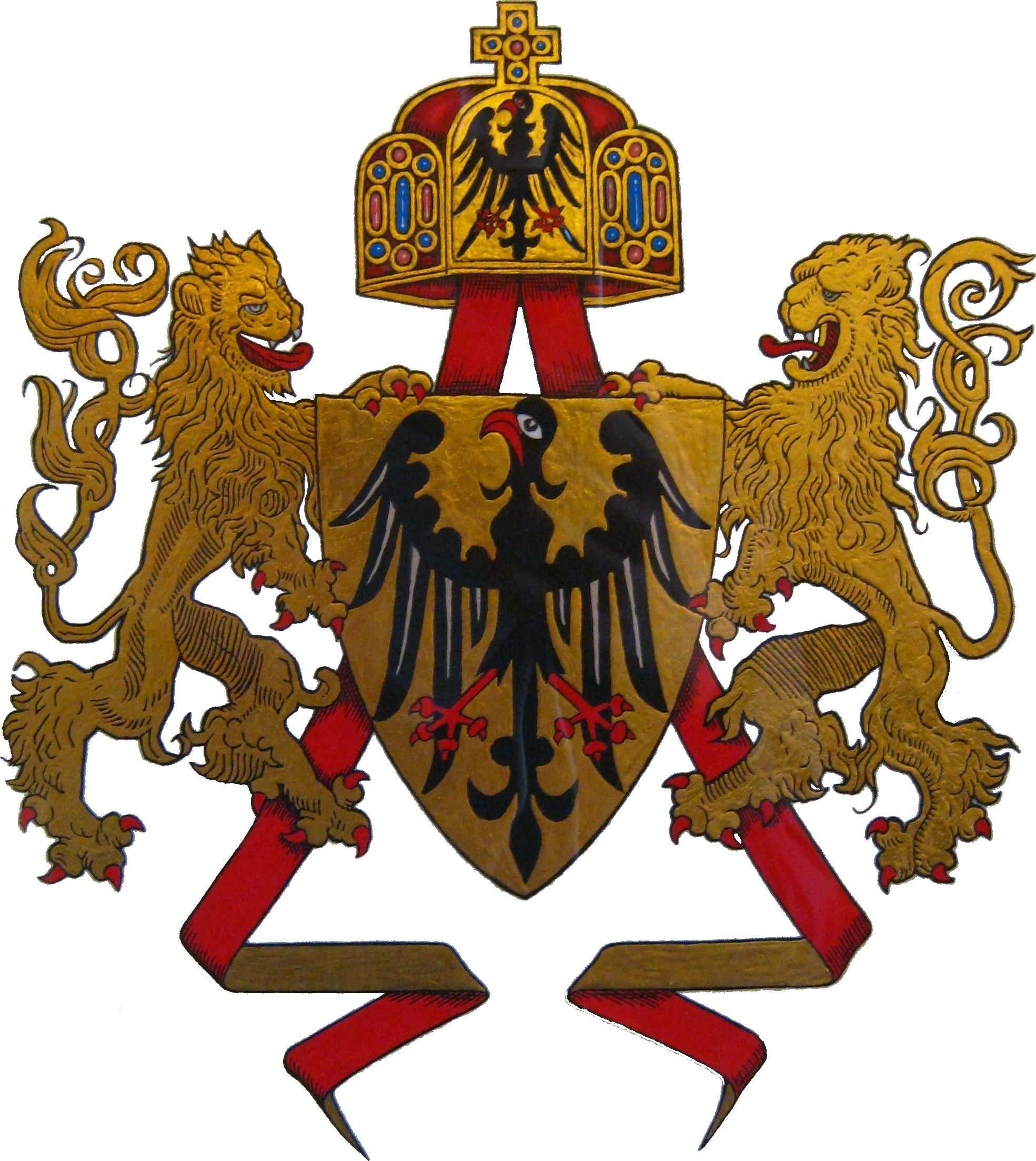 File:Großes Wappen der Stadt Aachen.png.