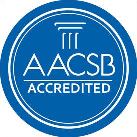 Union University\'s business school earns AACSB accreditation.