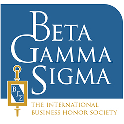 Beta Gamma Sigma: What Can Joining Do for You?.