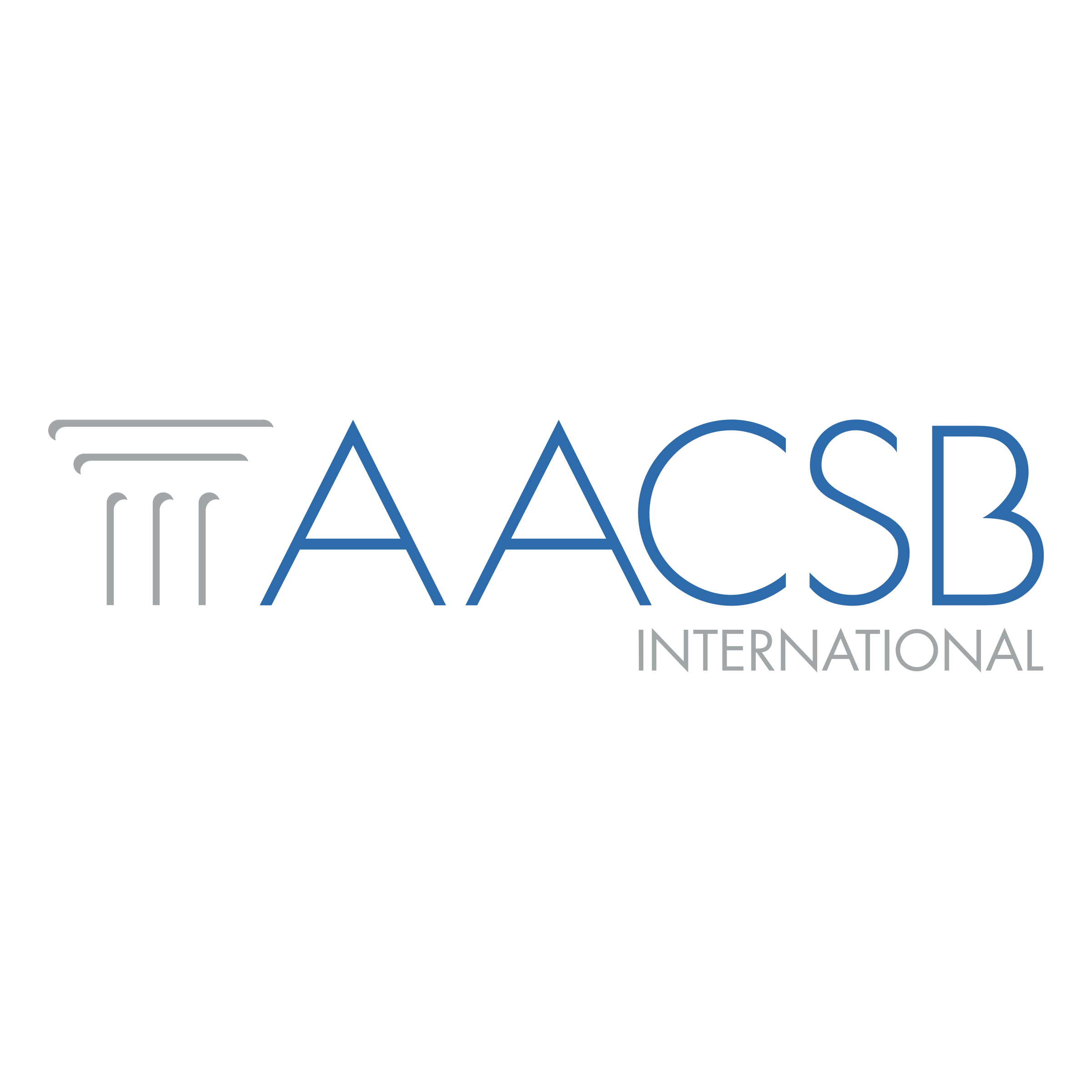 AACSB International Logo PNG Transparent & SVG Vector.