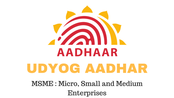 Guidelines for Filing the Online Udyog Aadhar.