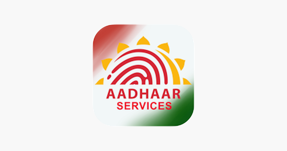My Aadhaar Services on the App Store.