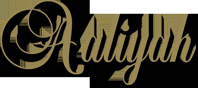 Aaliyah Logo (PSD).