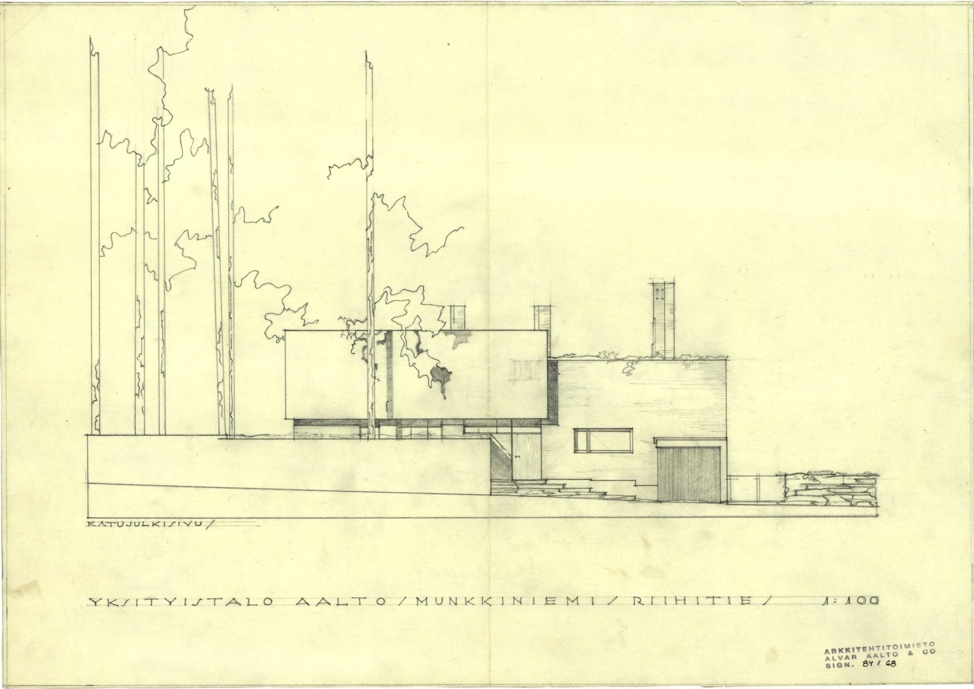 Exhibition on 'humanist' Modernist Alvar Aalto.