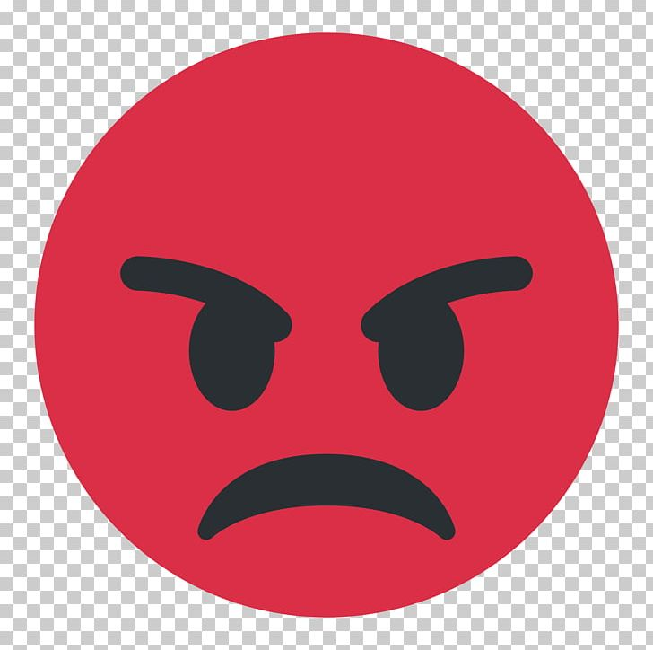 Emoji Emoticon Anger Smiley Face PNG, Clipart, Anger, Angry.