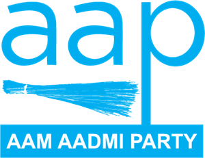 AAP (Aam Aadami Party) Logo Vector (.EPS) Free Download.