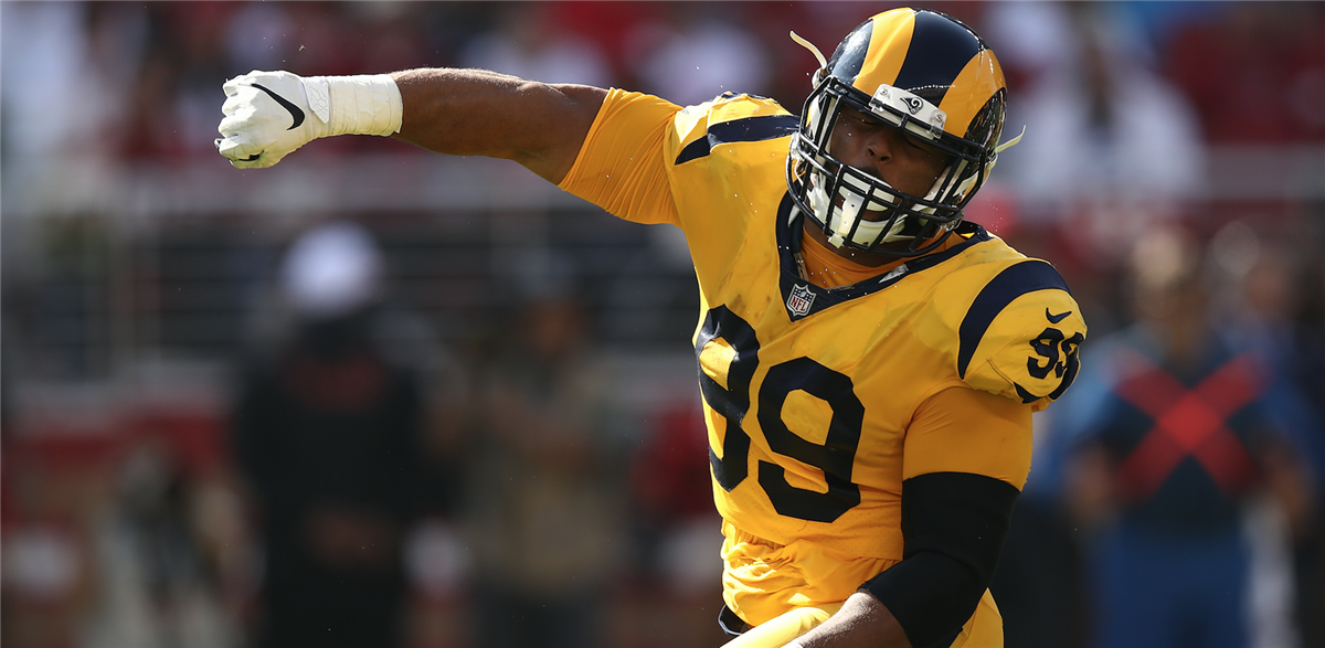 Primanti Brothers asks Aaron Donald to join Steelers.