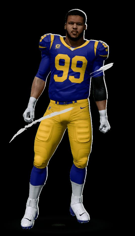 Madden NFL 20 Superstar X.