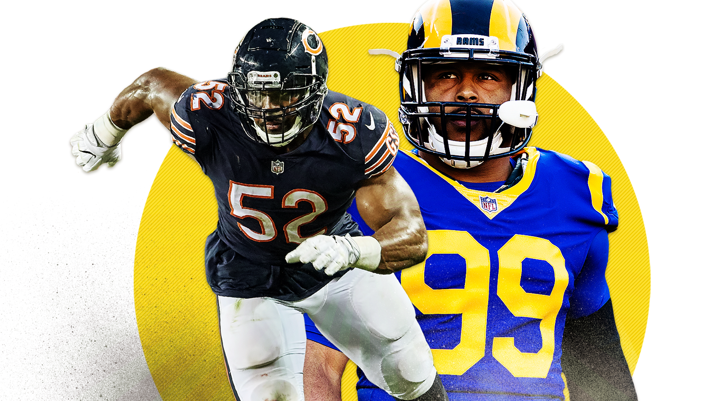 Aaron Donald and Khalil Mack: $177M and worth every (guaranteed.