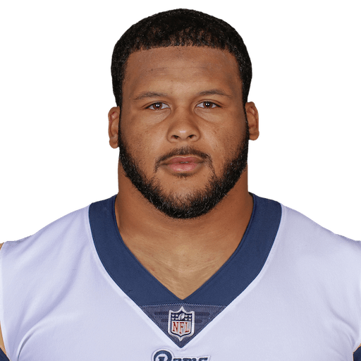 Aaron Donald, DT for the Los Angeles Rams at NFL.com.
