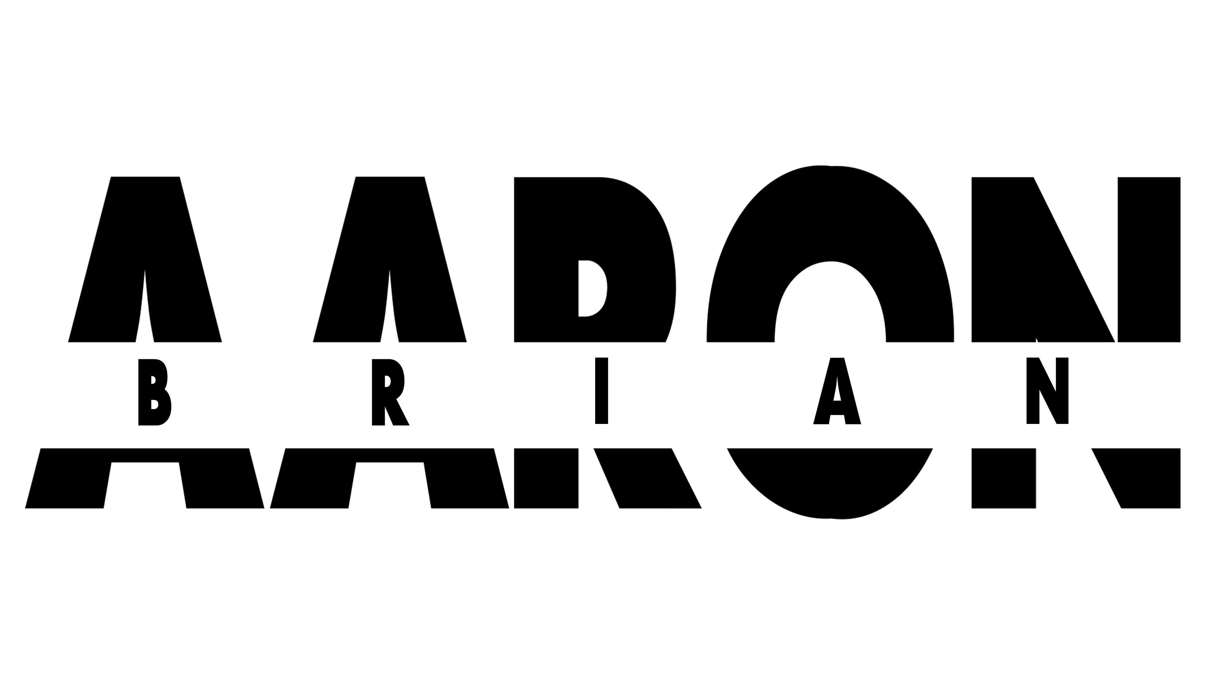 Aaron Brian Logo.