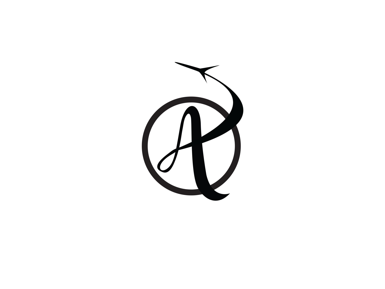 Logo Aaron & Anna Wedding by Paul Leri on Dribbble.