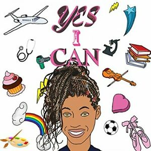Details about YES I CAN By Aaron Sims **BRAND NEW**.