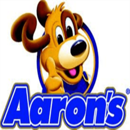 Aaron\'s Dog Logo.