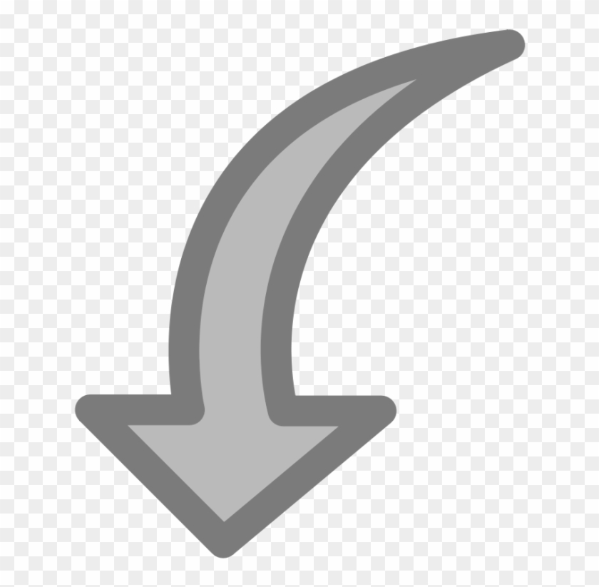 Best Rounded Arrow Clipart.