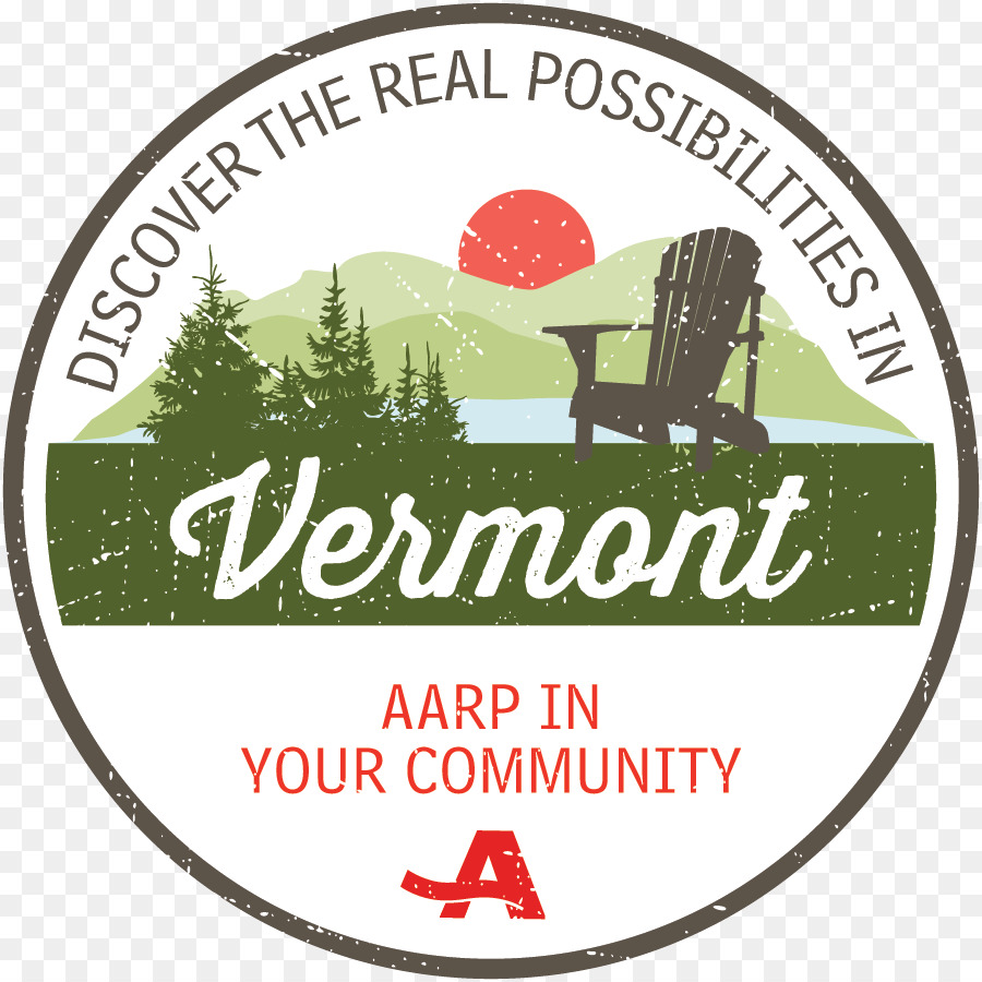 Vermont AARP Tennessee Logo U.S. state.