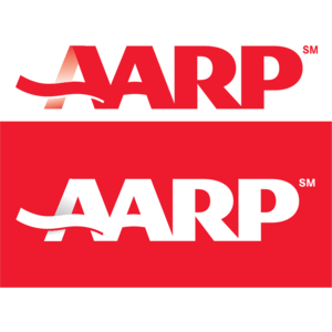 Download Free png Free Vector Logo AARP.