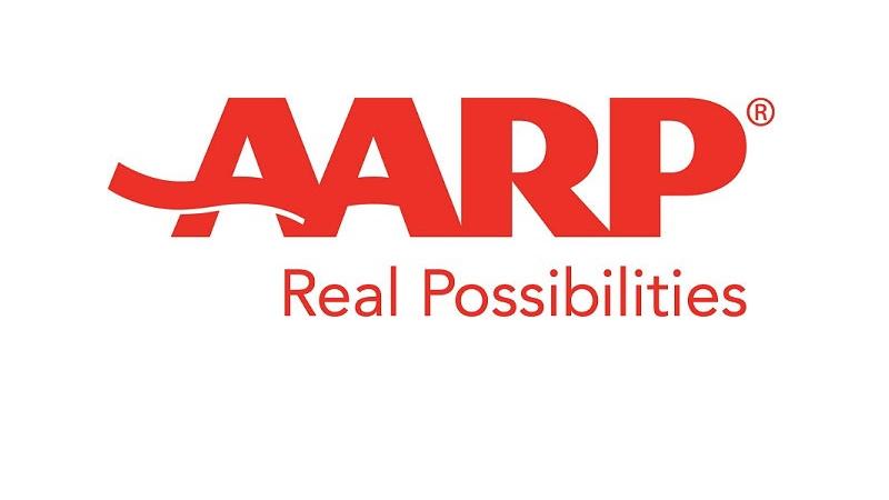Download Free png aarp logo.