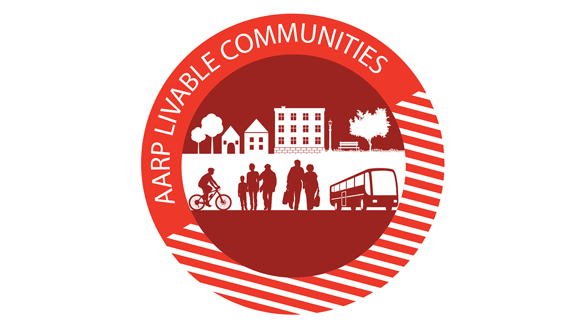 AARP Livable Communities.