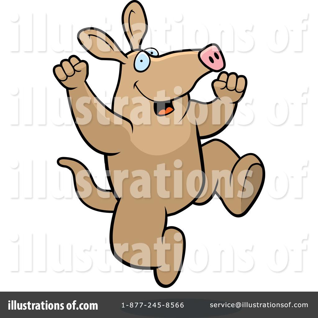 Aardvark Clipart #215097.