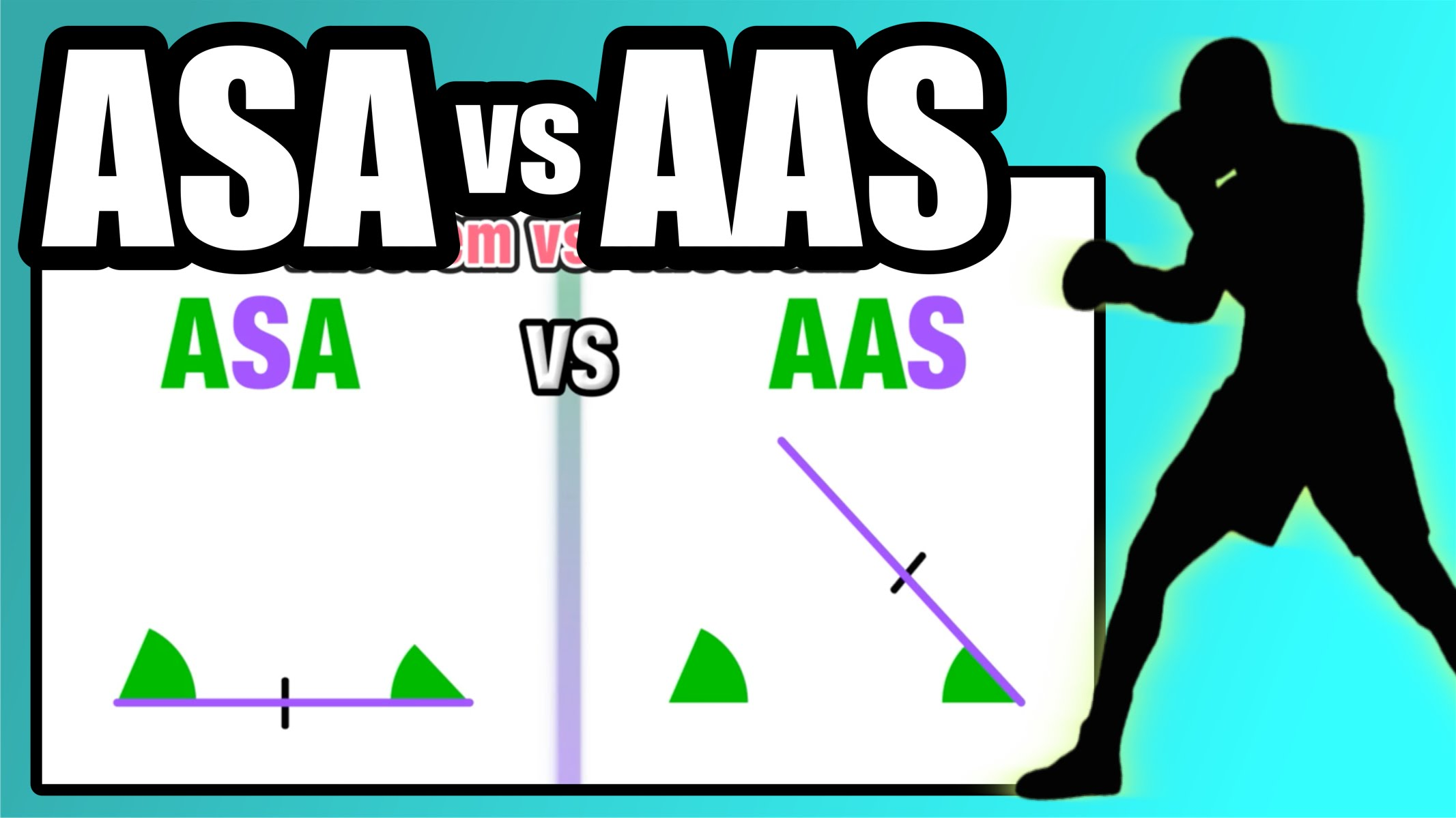 ☆TRIANGLE PROOFS: ASA or AAS?.