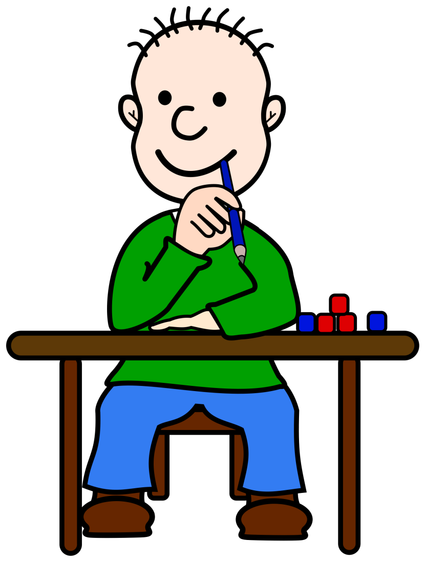 Thinking Images Clip Art.