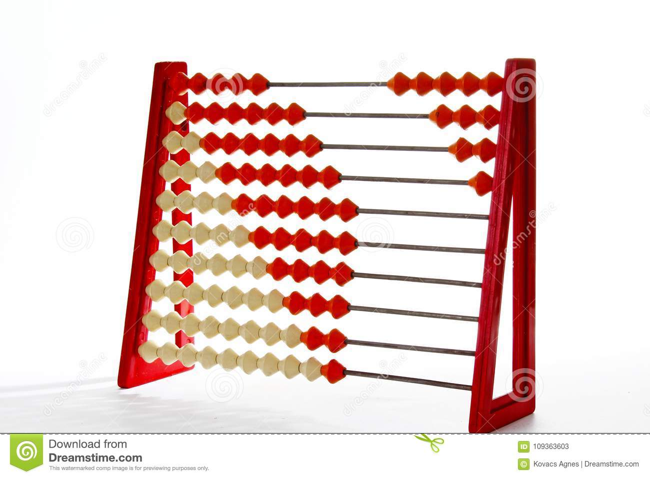 The Soroban Abacus Was One Of The Calculation Tools Before The.