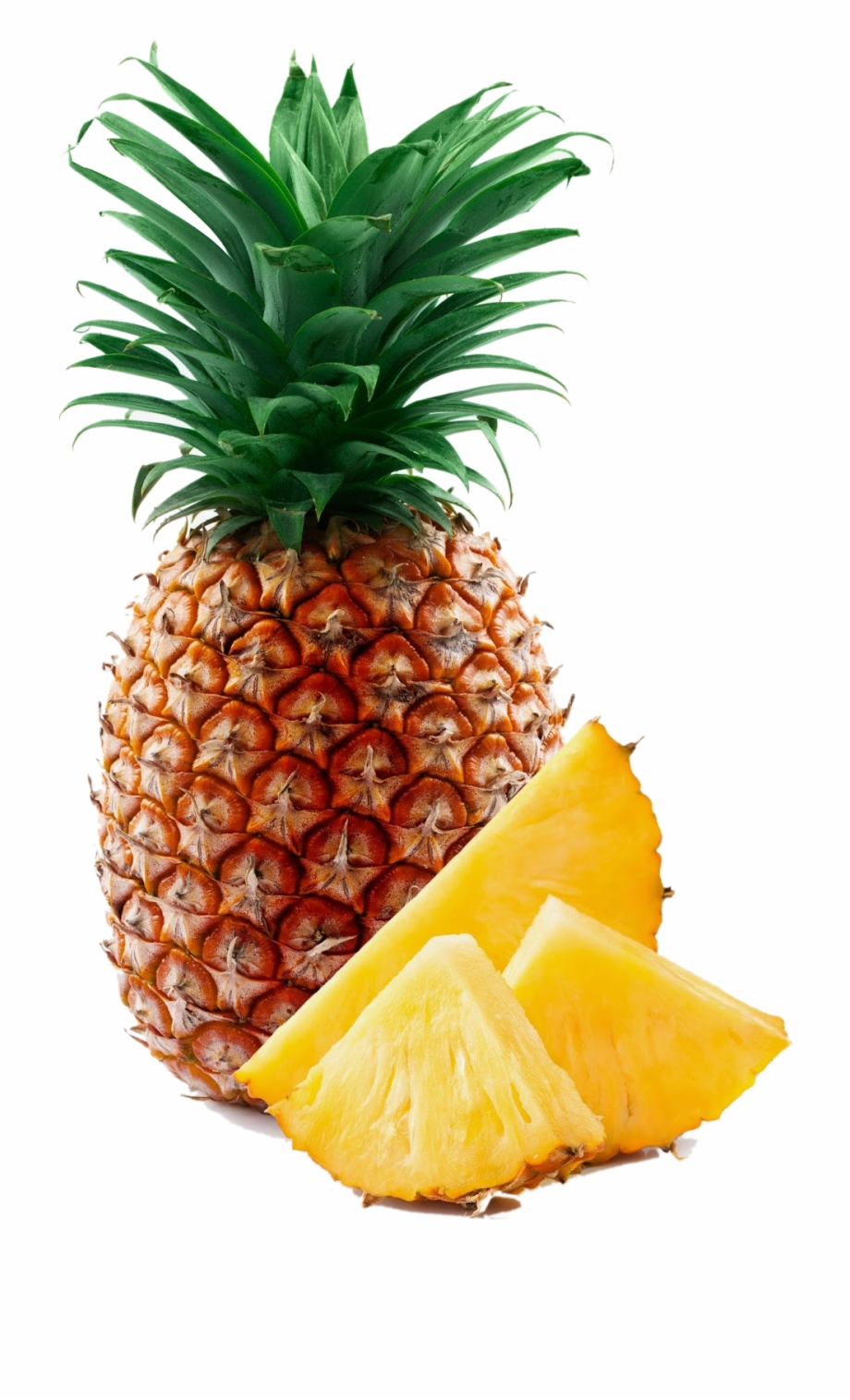 Golden Pineapple Free PNG Images & Clipart Download #341527.