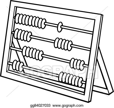 Abacus clipart black and white » Clipart Station.