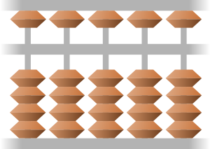 Japanese Abacus Clip Art at Clker.com.
