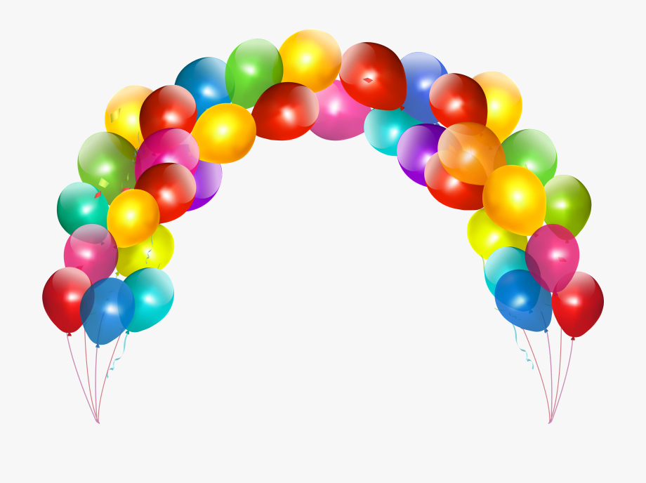 Clipart Transparent Decorations Clipart Happy Birthday.