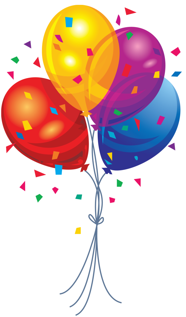 Balloons Clipart Png.