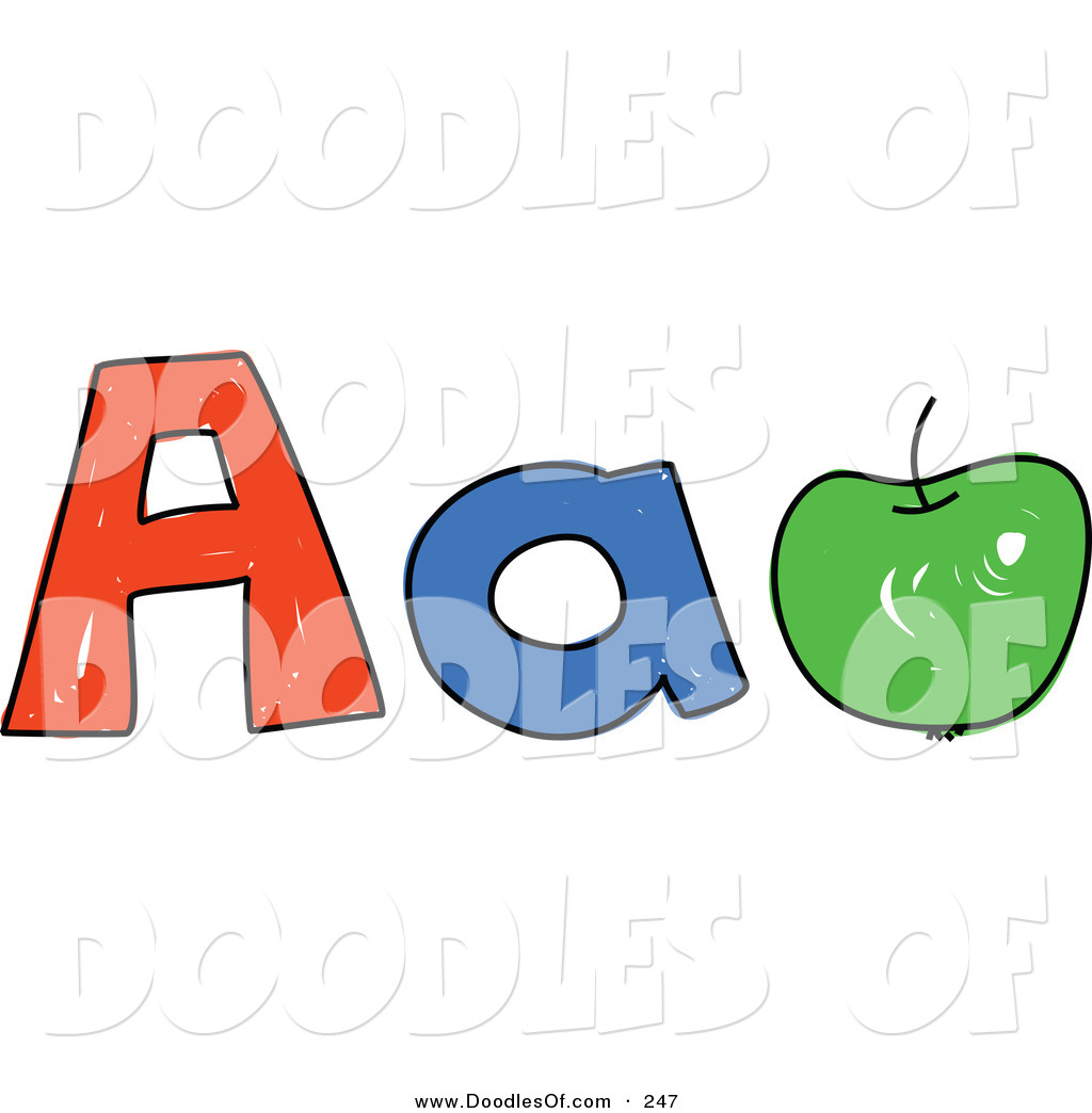 abalonwith letter a clipart #16