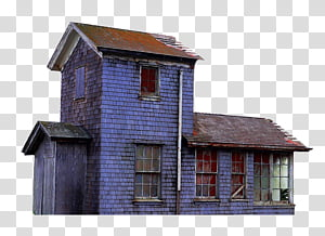 Abandoned House PNG clipart images free download.