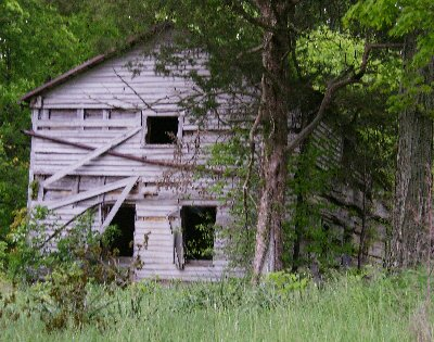 Abandoned House Photo.