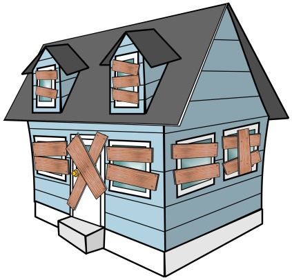 Abandoned House Clip Art, Vector Images & Illustrations.