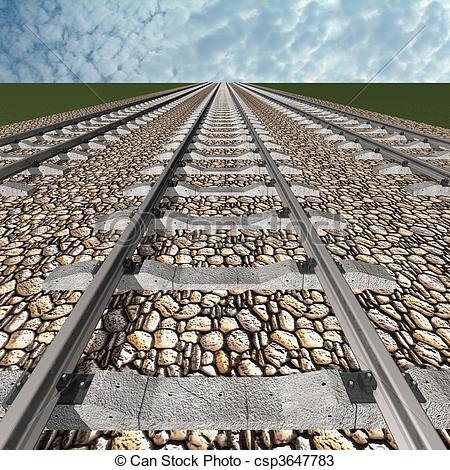 Railroad tracks Illustrations and Clipart. 5,240 Railroad tracks.