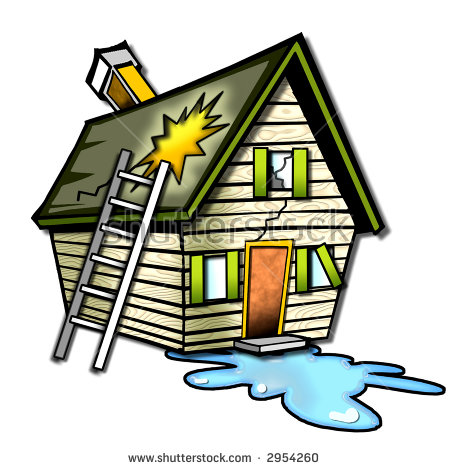 Gallery For > Abandoned House Clipart.